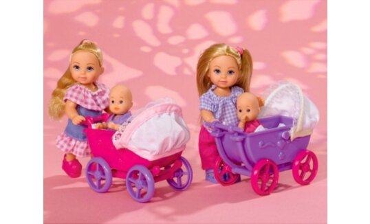 אווי+תינוק בעגלה