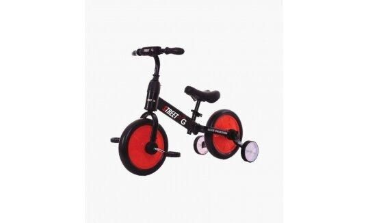 אופניים רב תכליתיים אדום