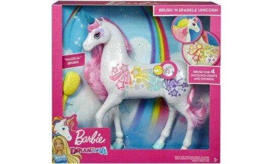 ברבי סוס חד קרן אורות וצלילים