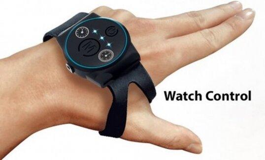 ג'יפ פעלולים ענק עם שעון יד Machina Sensing Drift