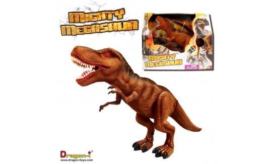 דינוזאור ענק משמיע קולות רקס