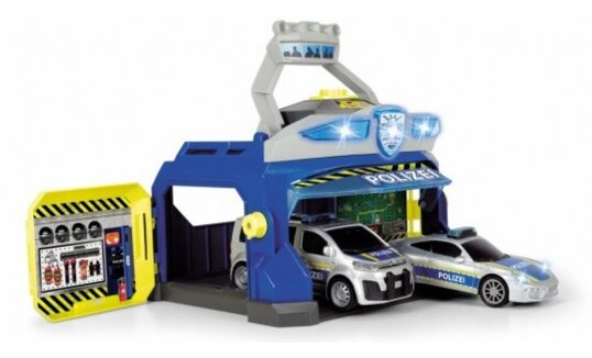 יחידת חילוץ משטרה אורקולי 2 מכוניות