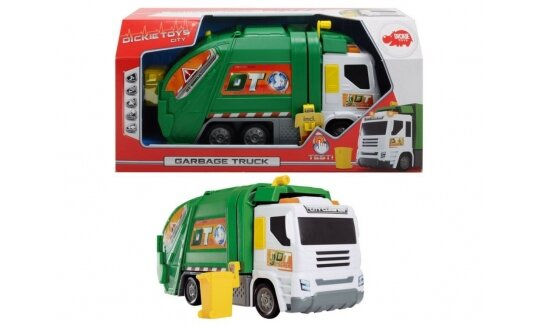 משאית אשפה אורקולית 39 סמ