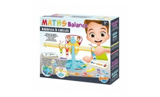 ערכת משחק ללימוד חשבון ומתמטיקה מבית בוקי צרפת