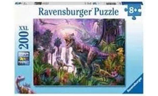 פאזל 200 חל ממלכת הדינוזאורים