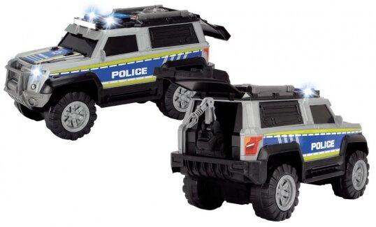 רכב משטרה 30 סמ דלת אחורית