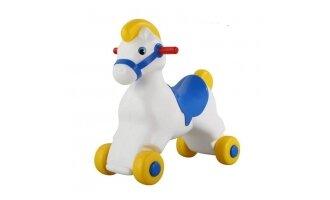 בימבה סוס פוני לבן