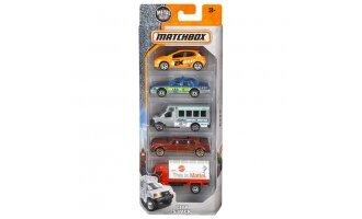 הוט ווילס 5 מכוניות