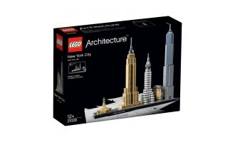לגו ארכיטקטורה - ניו יורק  21028