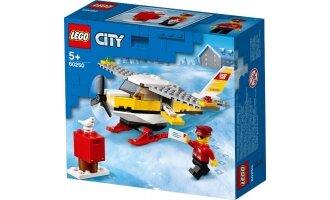 לגו סיטי - מטוס דואר  60250