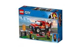 לגו סיטי - משאית באש  60231