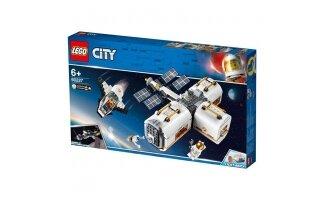 לגו סיטי - תחנת חלל ירחי  60227