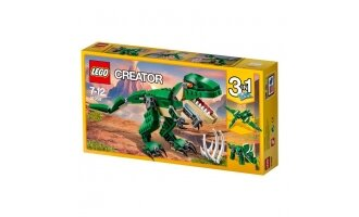 לגו קריאטור - דינוזאור ירוק  31058