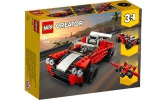 לגו קריאטור - מכונית מירוץ 31100
