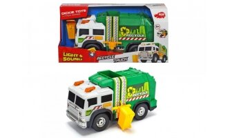 משאית אשפה 30 סמ אורקולי