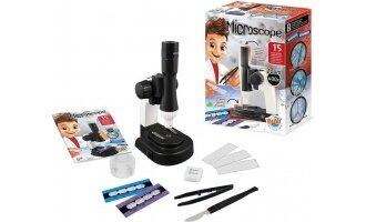 ערכת מדע בנושא מיקרוסקופ