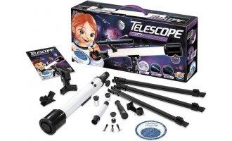 ערכת מדע טלסקופ 30 פעילויות מבית בוקי, צרפת