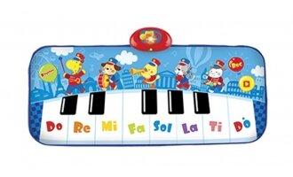 שטיח פסנתר מוזיקלי